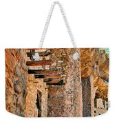Native American Cliff Dwellings Weekender Tote Bag