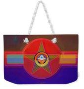 Native American Decal Weekender Tote Bag