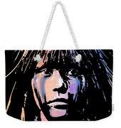 Native American Girl Weekender Tote Bag