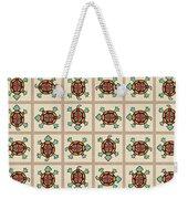 Native American Pattern Weekender Tote Bag