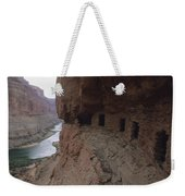 Native American Ruins Of Nankoweap Weekender Tote Bag