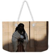 Native American Saint Weekender Tote Bag