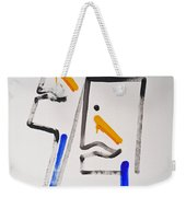Native Americans Two Weekender Tote Bag