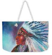 Native Blessings Weekender Tote Bag