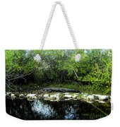 Native Floridian Weekender Tote Bag