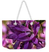 Native Long Petals Weekender Tote Bag