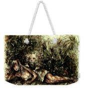 Native Weekender Tote Bag