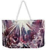 Nativity 1 Weekender Tote Bag