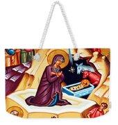 Nativity At Shepherd Field Weekender Tote Bag