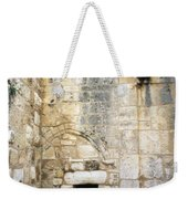 Nativity Church Weekender Tote Bag