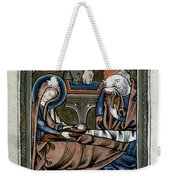 Nativity: Illumination Weekender Tote Bag by Granger