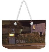 Nativity In A Mylor Bridge Garden Weekender Tote Bag