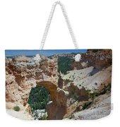 Natural Arch Bryce Canyon - Utah Weekender Tote Bag