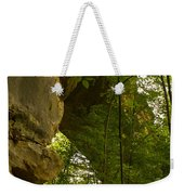 Natural Arch Weekender Tote Bag