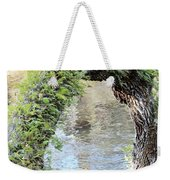 Natural Archway Over Hillsborough River Weekender Tote Bag