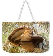 Natural Art Weekender Tote Bag