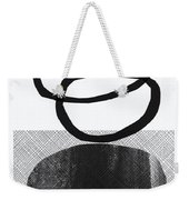 Natural Balance- Abstract Art Weekender Tote Bag