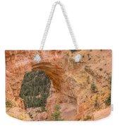 Natural Bridge - Vertical Weekender Tote Bag
