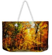 Natural Cathedral Weekender Tote Bag