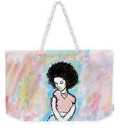 Natural Chic Weekender Tote Bag