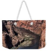 Natural Colorado River Page Arizona  Weekender Tote Bag