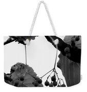 Natural Composition Weekender Tote Bag