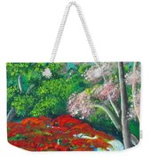 Natural Creation Weekender Tote Bag