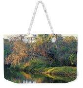 Natural Florida Landscape Weekender Tote Bag