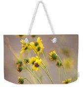Natural Flowers Weekender Tote Bag
