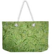 Natural Green Screen Weekender Tote Bag