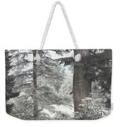 Natural Magnetism. Shabby Chic Collection Weekender Tote Bag