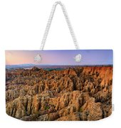 Natural Monument Carcavas Del Marchal II Weekender Tote Bag