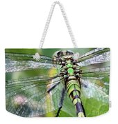 Natural Stained Glass Weekender Tote Bag
