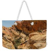 Natural Staircase Valley Of Fire Weekender Tote Bag