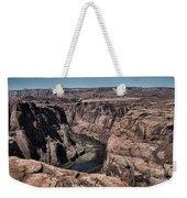 Natural View Colorado River Page Arizona  Weekender Tote Bag