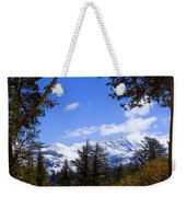 Naturally Framed Weekender Tote Bag by Chris Brannen
