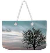 Nature - Early Sunrise Weekender Tote Bag