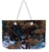 Nature - Green Tree Weekender Tote Bag
