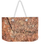 Nature Abstract - Cracked Weekender Tote Bag