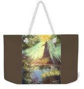 Nature Angel Weekender Tote Bag