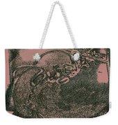 Nature Art Weekender Tote Bag