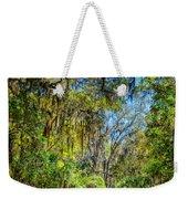 Nature Drive Weekender Tote Bag