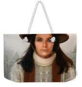 Nature Harmony Self Portrait  Weekender Tote Bag by Colette V Hera Guggenheim