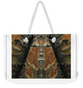 Nature In Abstract 3 Poster Weekender Tote Bag