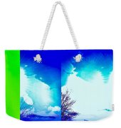 Nature In Abstract Weekender Tote Bag