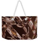 Nature In Design Weekender Tote Bag