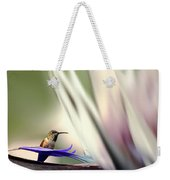 Nature Marvel Weekender Tote Bag