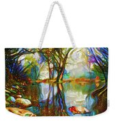 Nature Reflections 2 Weekender Tote Bag