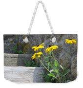 Nature Steps It Up Weekender Tote Bag