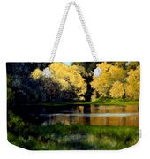 Nature Walk Weekender Tote Bag